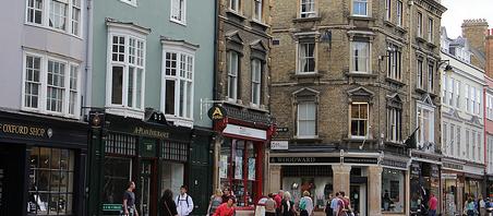 highstreet shops