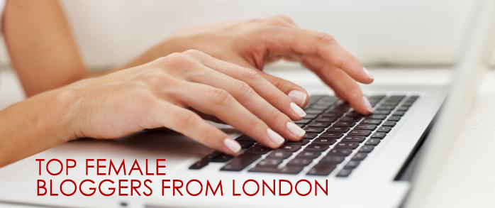 Female bloggers from London