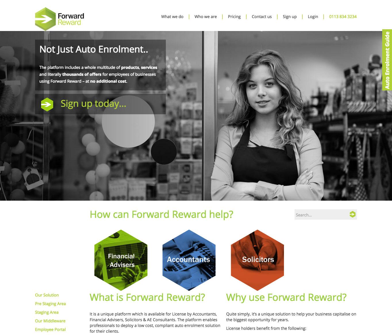 jrc.agency – Portfolio - Bespoke Web Design & Web Development ...