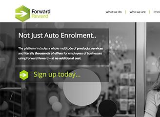 Forward Reward