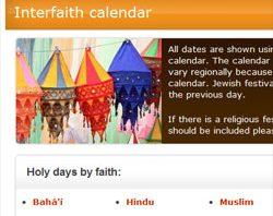 interfaith-calendar
