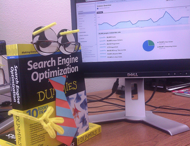 seo for dummies bruce clay