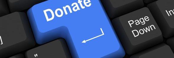 social media for charitites