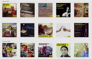 Amnesty UK Instagram page 2