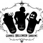 Guinness Halloween beer mats