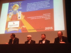 Billion Pound Panel Buy Yorkshire 2015
