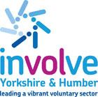 Involve Yorkshire & humber logo square