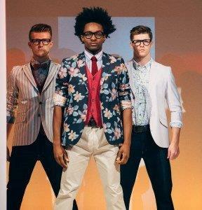 Moda UK gents catwalk 2015
