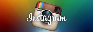 Instagram logo banner