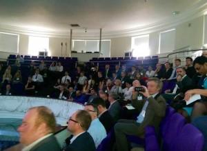 #LeedsBizWeek panel audience courtesy of @DavidJIsrael
