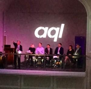 Panel at aql
