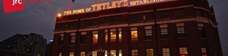 tetley header